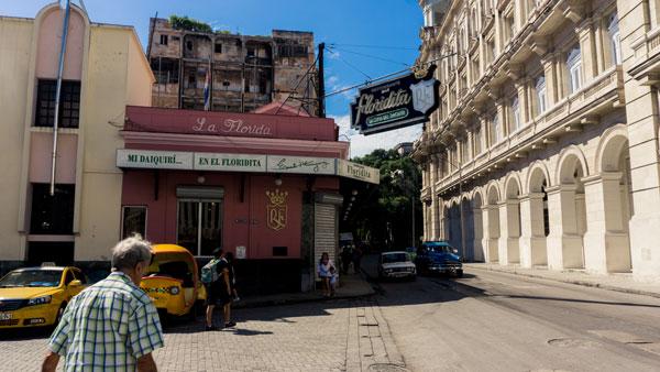 La Floridita, Habana, Cuba