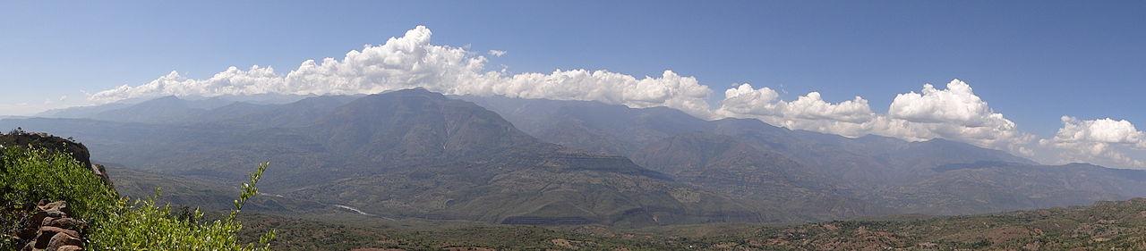 Serranía de los Yaraguies