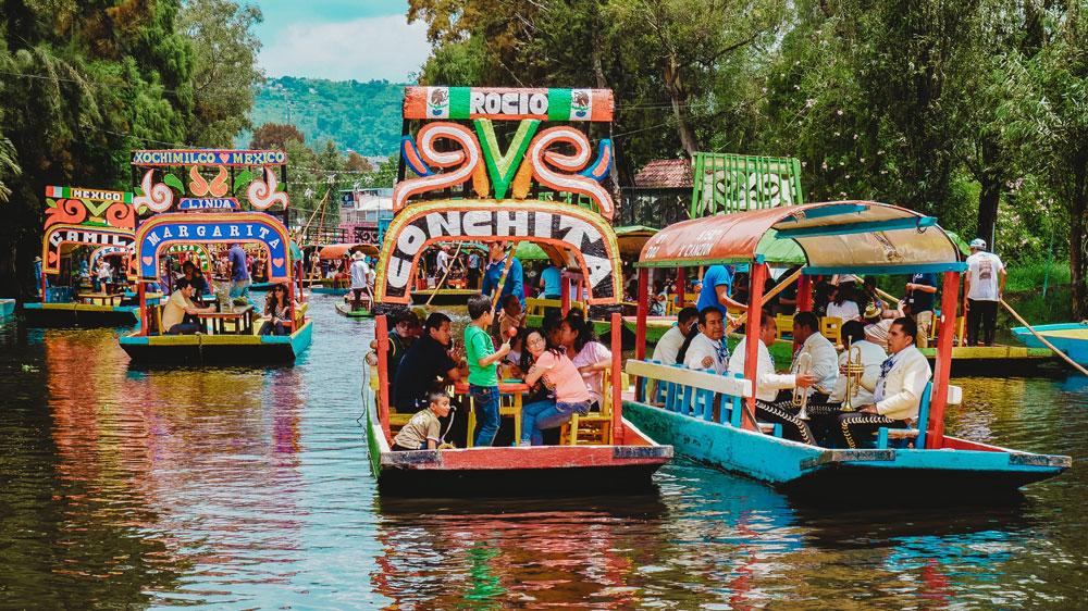 Xochimilco, Ciudad de México DF